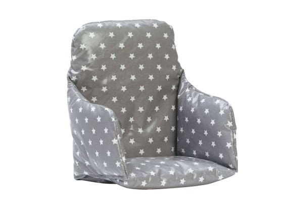 High Chair Cushion Insert Super Snug Supportive And Wipe