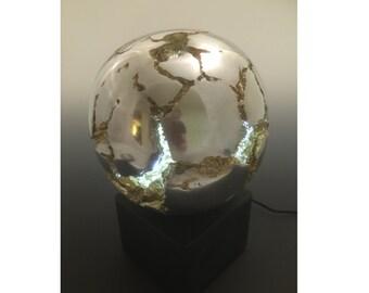 Fractured Sphere - Heavy Cast Metal
