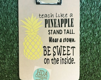 Teacher Clipboard