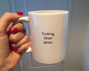 Artist Mug,Artist Gift Paint,Gift For Artist,Painter Gift,Painter Mug,Coffee Mug,Cup,Visual Artist,Artist Quote,mug gift,tea mug,gift ideas