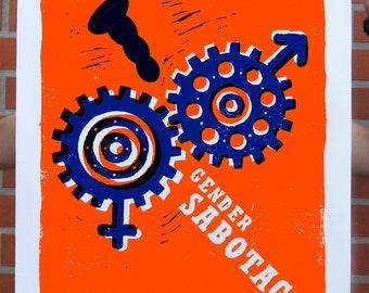 Gender Sabotage