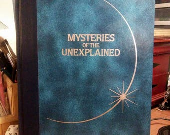 Mysteries of the Unexplained Journal/Sketchbook