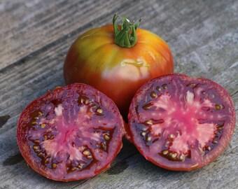 Black Krim tomato seeds, heirloom tomatoes, vegetable seeds, non gmo seeds, old heirloom seeds, gardening, herb garden seeds