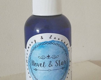 Rosemary & Lavender Leave in Conditioner Spray (vegan)