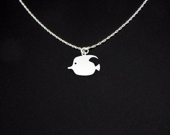 Fish Necklace - Fish Jewelry - Fish Gift