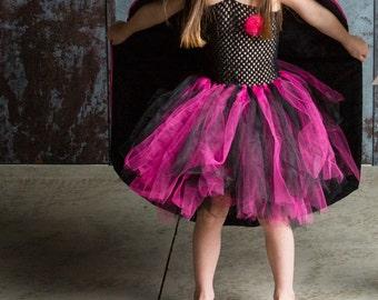 Black and Pink Tutu/ Dress up Tutu/ Costume Tutu