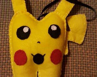 Pikachu Tooth Fairy Pillow
