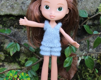 Repainted Doll 053 by EvergreenDollsCo - OOAK Made under Rescued Doll