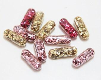 Glitter Pills, Glitter capsule, Sparkle Pills, Sparkle Capsule, Happy Pills, Chill Pills, Fairy pills, Rave Glitter, Funny Gift
