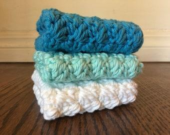 100% Cotton Washcloths