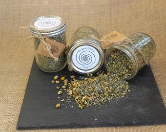 Sleepy Spiral Tea || 16 Oz || Herbal Tea, Sleep Aid, Anti Anxiety