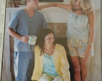 Favorite Things The Jammies Pajamas Pattern