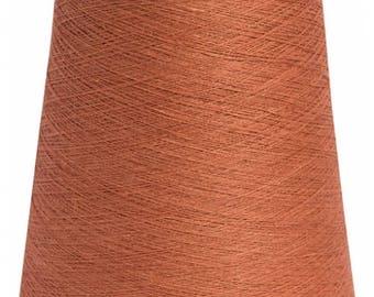 Thread   Yarn   Pure Linen Thread   Pure Linen Yarn   Linen Online   Crochet   Linen Yarn Weaving   Flax Yarn   Linen Yarn Cone  Orange Yarn