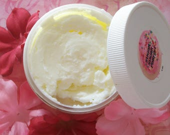 SPRING Whipped Shaving Soap - Cruelty Free - Whipped Soap Parfait - Soap - Gift for Her - 4oz. - Mothers Day - Floral - Sweet