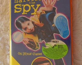 Harriett the Spy VHS