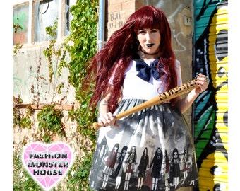 Japan Terror Lolita Dress