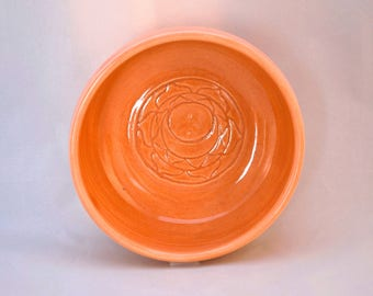 Orange Sacral Chakra Offering bowl
