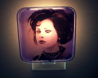 The Craft Night Light Retro Horror Decor Witchcraft Nancy Downs Wicca Occult Wiccan 90s Gothic Goth Nightlight Plug In Spells Witches Gift