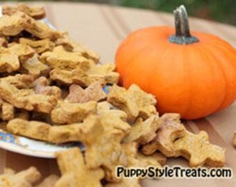 Grain Free Pumpkin Dog Treats - 5oz