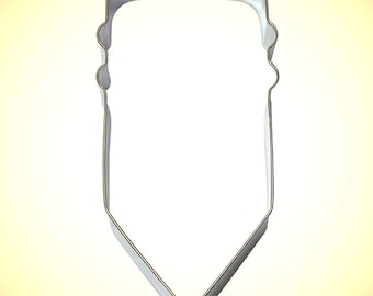 "4.5"" Pencil Cookie Cutter, school cookie cutter,Teacher appreciation day,  Made in US"