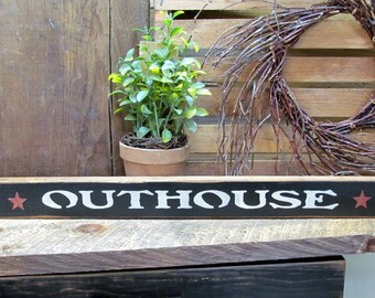 Outhouse Sign, Wood Sign Sayings, Bathroom Decor, Skinny Collection, Outhouse Decor, Wood Sign For Bathroom, New Bathroom, Toilet Sign,