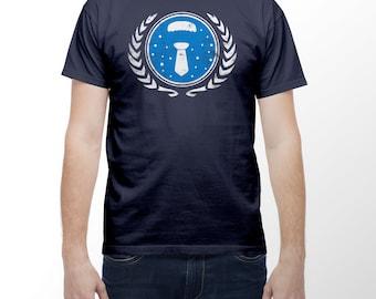 Neil Degrasse Tyson // Star Trek T-Shirt