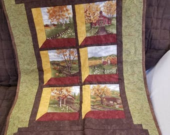 Wall hanging or table topper
