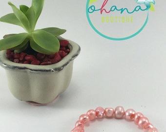 Jade & Freshwater Pearls