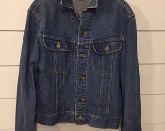 Vintage Lee 70s Denim Jacket 153438