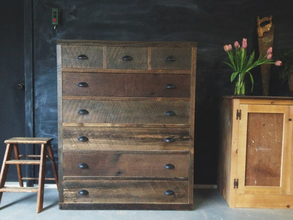 Items Similar To Rustic Modern Reclaimed Barn Pallet Wood