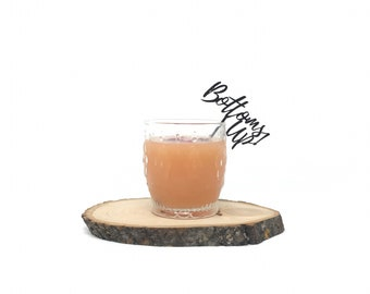 Bottoms Up Drink Stirrers!!! (6 ct)