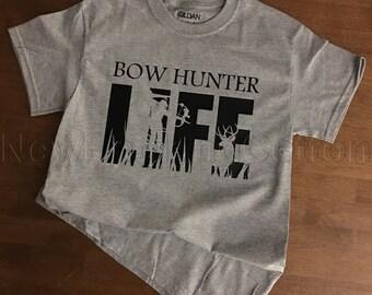 Bow Hunter Life Men's T-Shirt