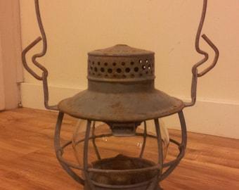Railroad Lantern Dressel Arlington N J