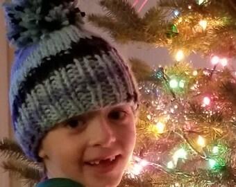 Kid's Cozy Winter Hat