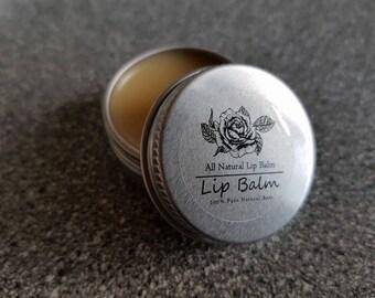 Natural Coconut Lip Balm 15ml