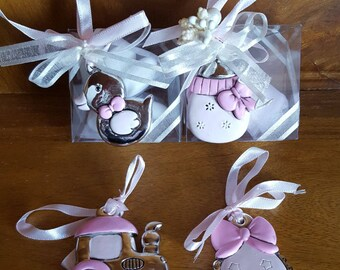 Baby girl favours.(Bomboniere)
