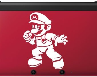Mario Smash Bros. Decal