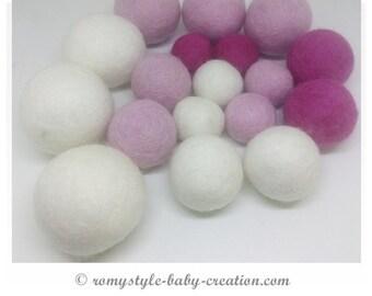 Kit 40 balls of wool