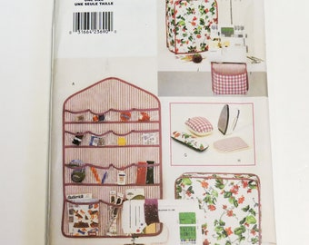 Butterick 4521 Craft Pattern, Sewing Room Organization, Full Ironing n Sleeve Board Covers, Pressing Ham, Pincushions Uncut itsyourcountry