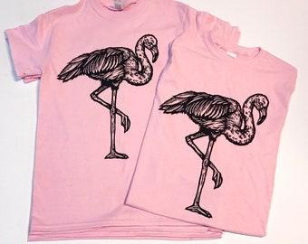 Pink Flamingo Tee