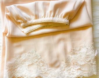 Vintage Christian Dior Satin Slip
