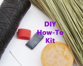 Turn Your Base Purchase Into A Kit, How To Make A Coiled Basket, How To Make A Pine Needle Basket, Basketry, Basketmaking