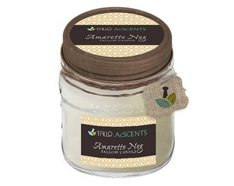 Tallow Candle – Amaretto Nog