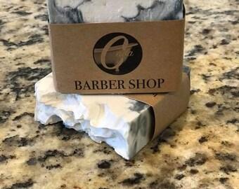 Barber Shop Artisan Bar Soap