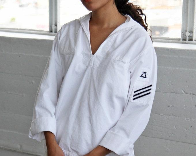 White Sailor Jacket