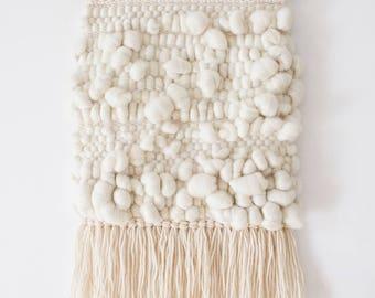 Large woven wall hanging | Woven wall art | Wall tapestry weaving | Wall weaving | Contemporary weaving | Custom made art | Boho wall decor