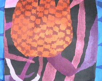 Marimekko satin cushion cover