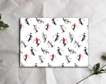 PowPow Cards: Boxed Set of 10 Blank Everyday Stationery Cards