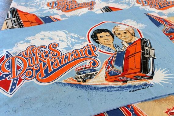 Dukes of Hazzard Bed Sheet SET