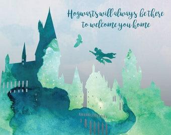 Harry Potter 2 Prints bundle - Digital Print